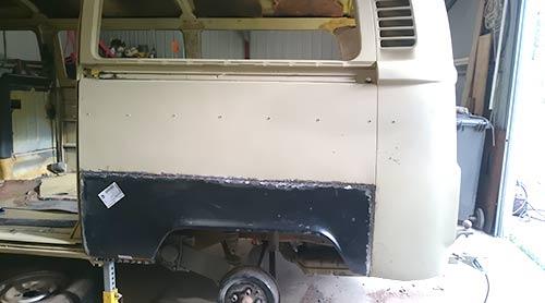 metal repairs rust repairs